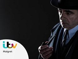 Maigret starring Rowan Atkinson