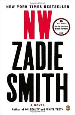 NW novel by Zadie Smith