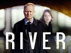 River starring Stellan Skarsgård and Nicola Walker