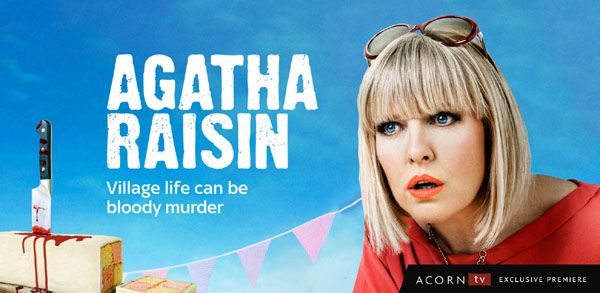 Agatha Raisin, an Acorn TV Original Series