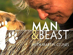 Man and Beast with Martin Clunes