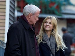 Last Love: Michael Caine & Clemence Poesy