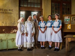 Call the Midwife Holiday Special 2016