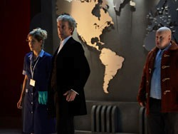 Doctor Who Christmas Special 2016: The Return of Doctor Mysterio