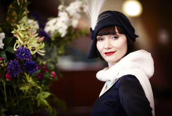 Miss Fisher's Murder Mysteries - Essie Davis