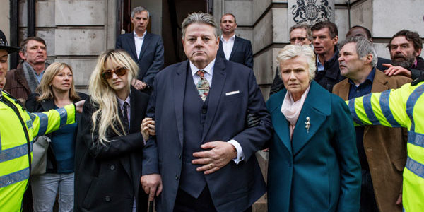 National Treasure: Ripped-from-the-UK-Headlines Miniseries Premiering in the US
