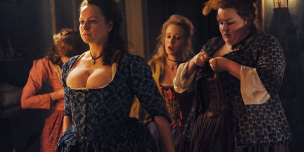 Harlots: British Period Drama about Family, Power, Money & Sex Premieres on Hulu