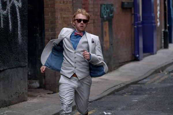 Rupert Grint as Charlie Cavendish-Scott in Snatch