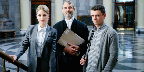 Amy Huberman Talks Striking Out, the Hit Irish Drama Premiering on Acorn TV