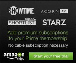 Amazon Prime Premium subscriptions