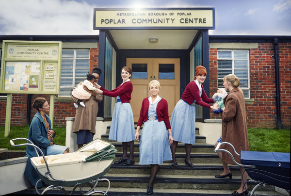 Call the Midwife: Hit Period Drama Returning with Christmas ...