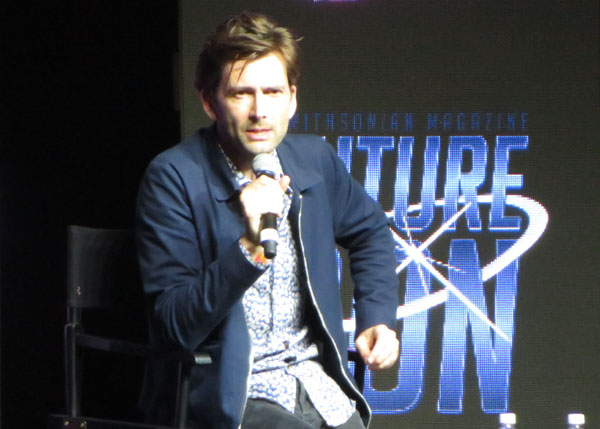 David Tennant Awesome Con 2017