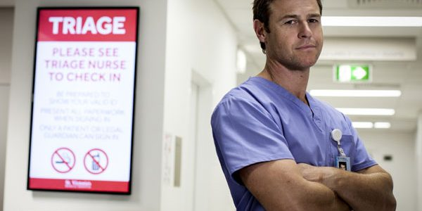 The Heart Guy: Meet New Australian Drama's Bad Boy of Medicine