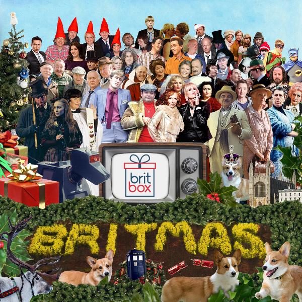 BritBox Britmas