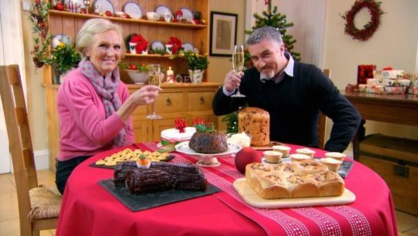 Great British Baking Show Christmas Masterclass 2017