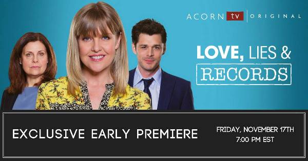 Love Lies and Records Exclusive Early Premiere