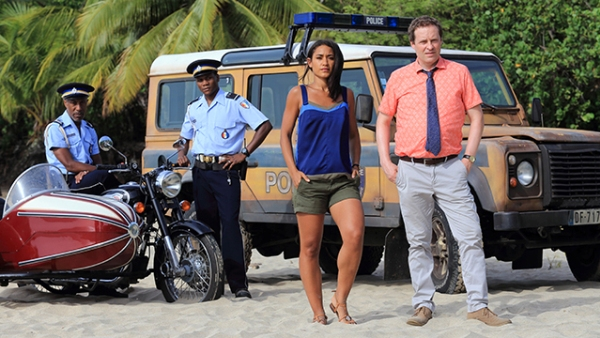 Death In Paradise Series 7 Guest Stars Amp Series 8