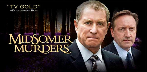 Acorn TV Midsomer Murders