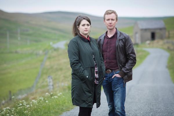 Shetland S4 Alison O'Donnell Steven Robertson