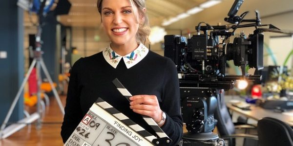 Finding Joy: New Amy Huberman Comedy Is the Latest Acorn TV Original Series