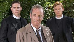 Grantchester Tom Brittney Robson Green James Norton