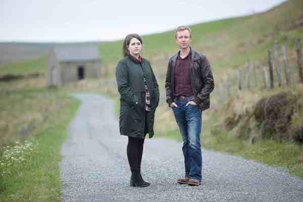 Shetland Alison O'Donnell Steven Robertson