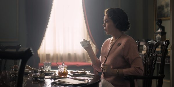 The Crown: First Look at Olivia Colman as Queen Elizabeth II