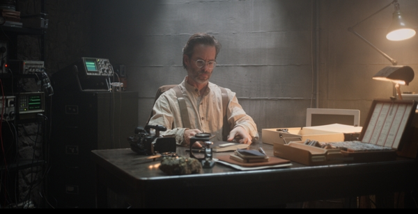 The Innocents: Guy Pearce