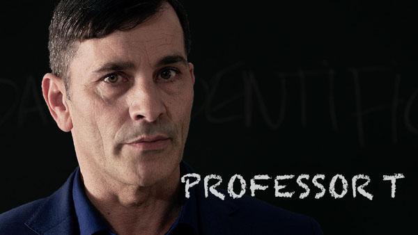 Professor T. 3x07 Espa&ntildeol Disponible