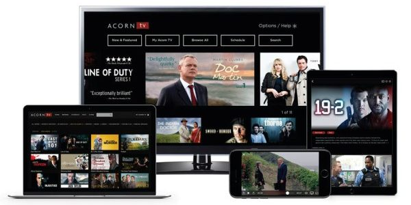 Acorn TV Expands Globally to 30 More Countries