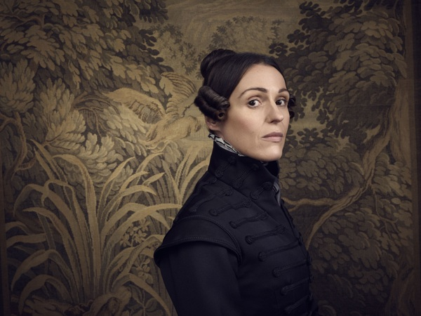 Suranne Jones in Gentleman Jack