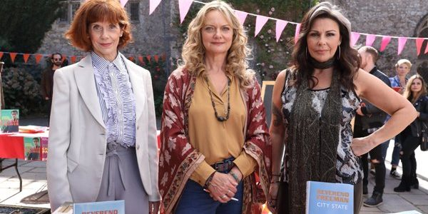 Queens of Mystery: New Series' Exclusive World Premiere on Acorn TV in April