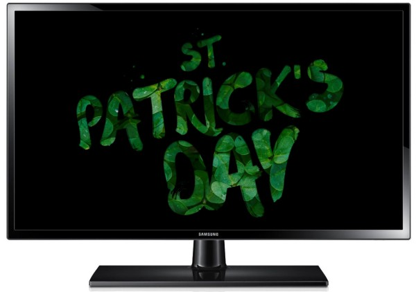 st patricks day tv