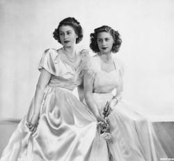 A Tale of Two Sisters Elizabeth II & Margaret