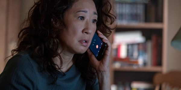 Killing Eve S2 Sandra Oh