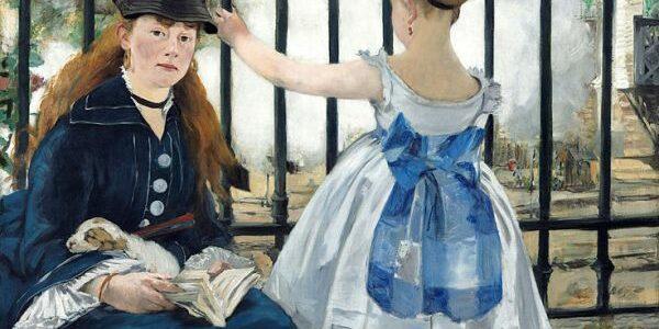Edouard Manet Le Chemin de fer