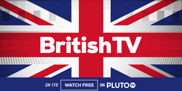 Pluto TV Now Has a Dedicated Channel for British TV