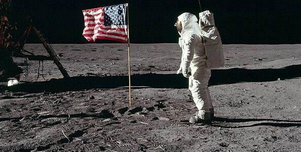 Binge British TV Shows Set in Space to Celebrate 50th Anniversary of Moon Landing