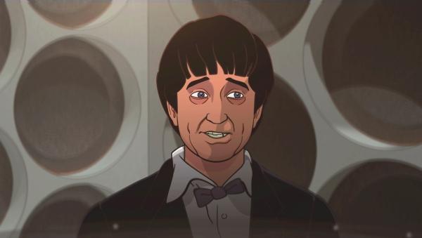 Doctor Who: The Macro Terror