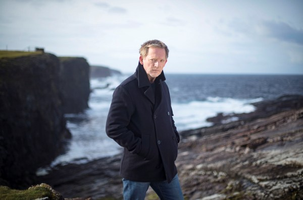 Shetland Douglas Henshall