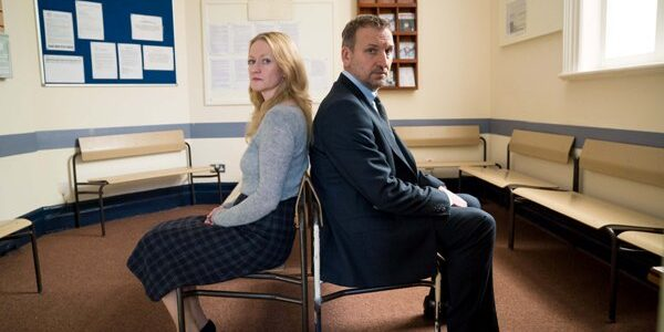 Come Home: Christopher Eccleston-Paula Malcomson Drama Is Compelling Viewing