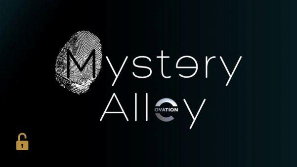 Ovation TV Mystery Alley
