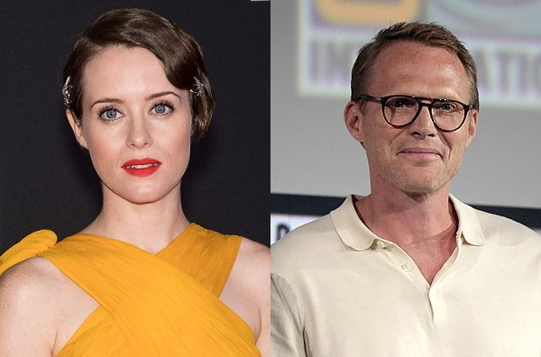 Claire Foy & Paul Bettany