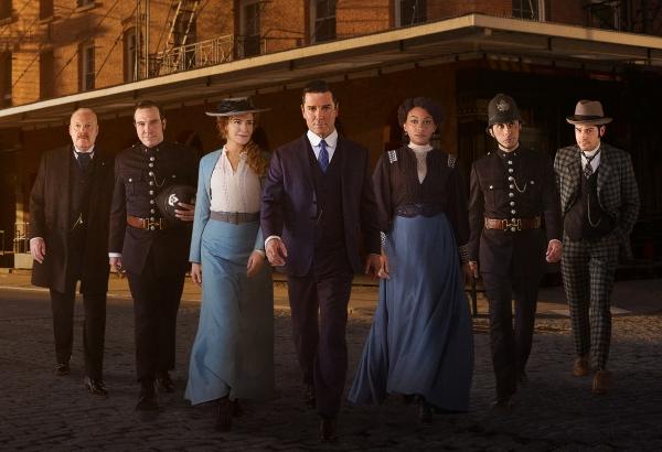 Murdoch Mysteries S14