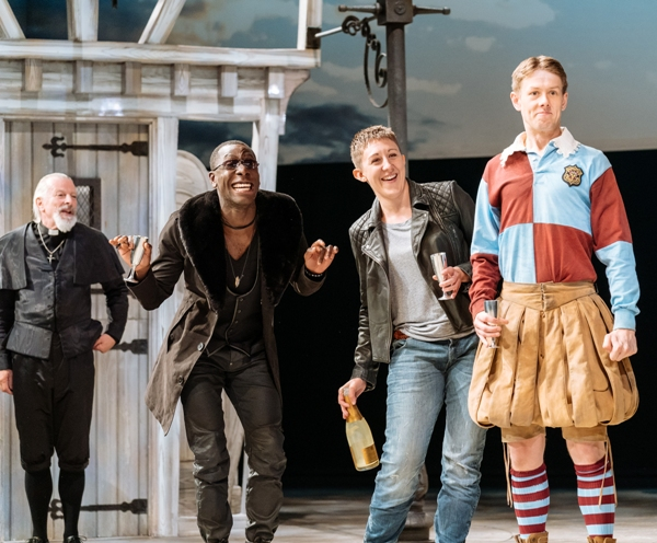 The Merry Wives of Windsor RSC