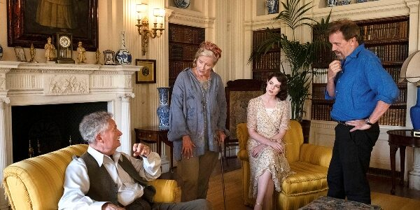 Why Didn't They Ask Evans?: Jim Broadbent & Emma Thompson to Appear in Hugh Laurie's Drama