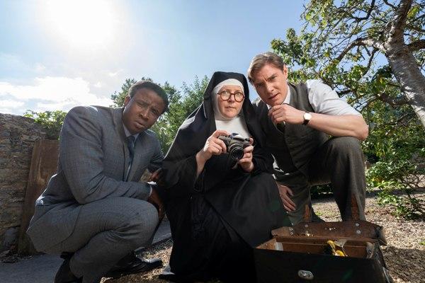 Sister Boniface Mysteries