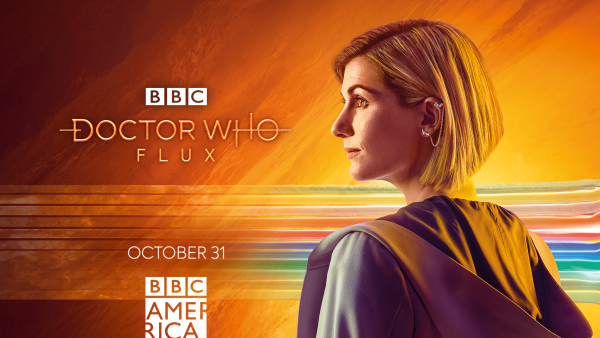 Doctor Who Flux iconic